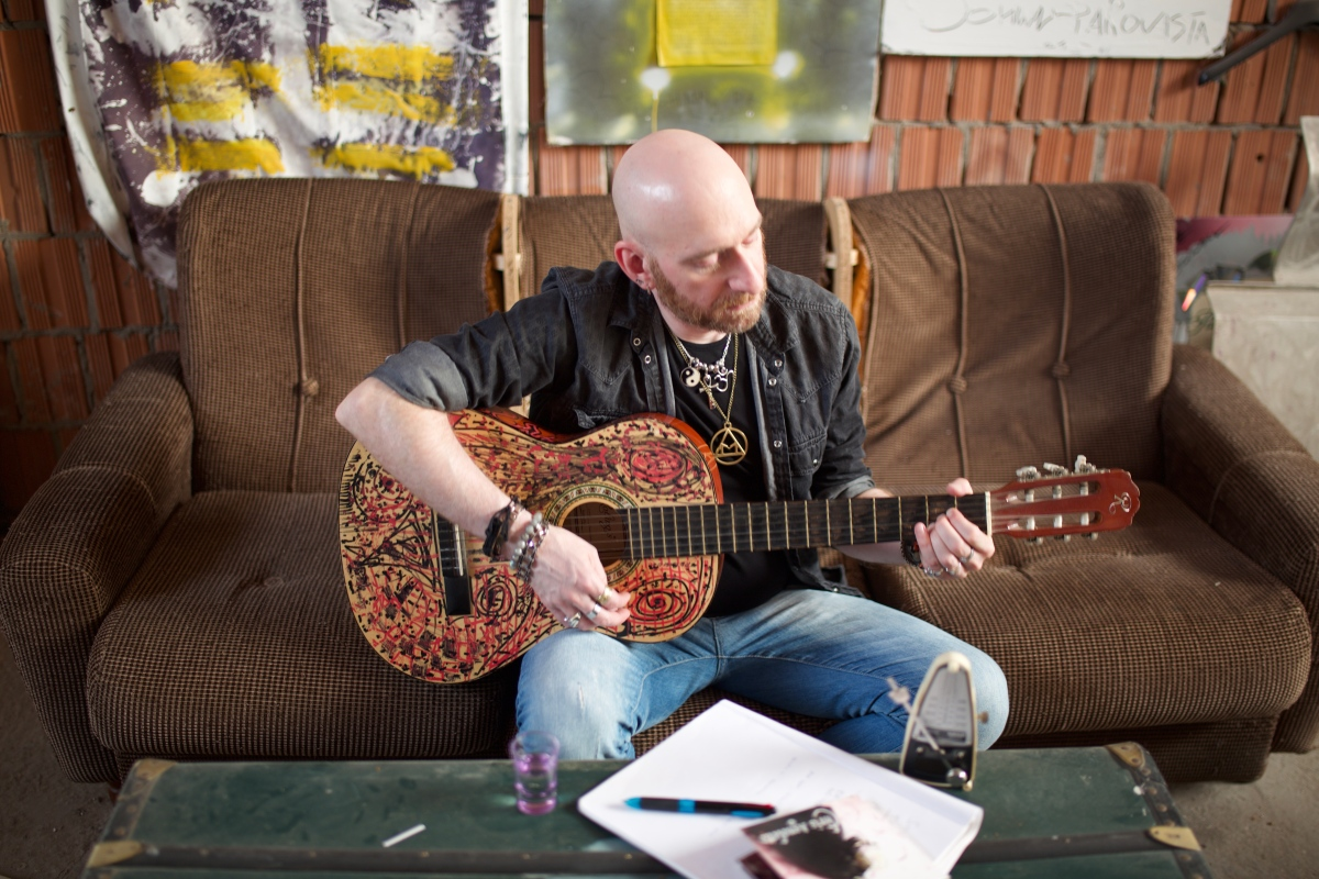 Chris Agnoletto dal 29 giugnol'album